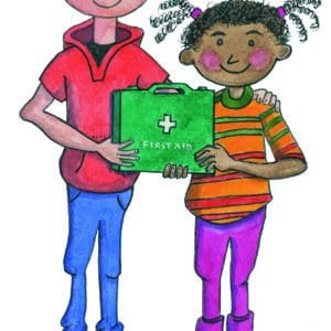 Mini Medics First Aid for Children (27th August 2019 – Brackley, Northamptonshire)