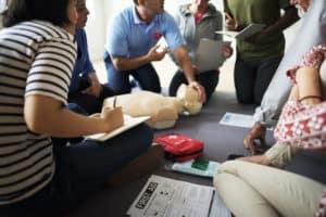 Milton Keynes first aid company